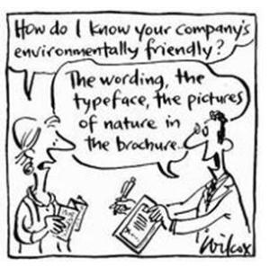 Don't Be Fooled by Greenwashing
