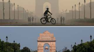 Pollution Difference